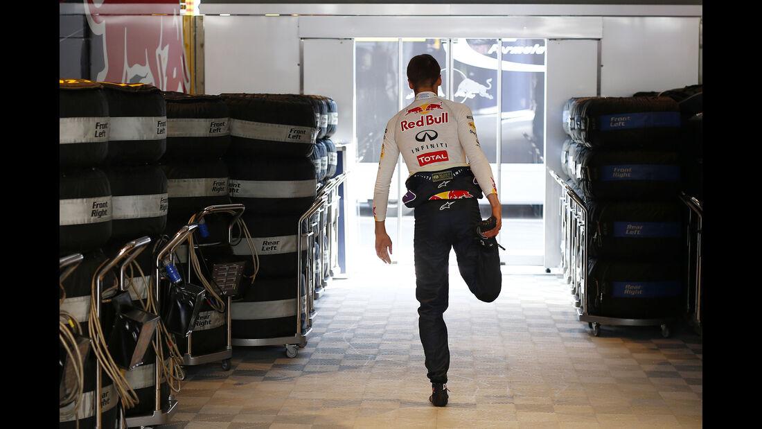 Daniil Kvyat - Red Bull - Formel 1 - GP Belgien - Spa-Francorchamps - 21. August 2015