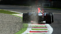 Daniil Kvyat - Red Bull - Formel 1 - GP Italien - Monza - 4. September 2015