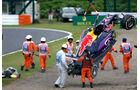 Daniil Kvyat - Red Bull - Formel 1 - GP Japan - Suzuka - 26. September 2015