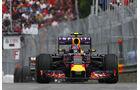 Daniil Kvyat - Red Bull - Formel 1 - GP Kanada - Montreal - 5. Juni 2015