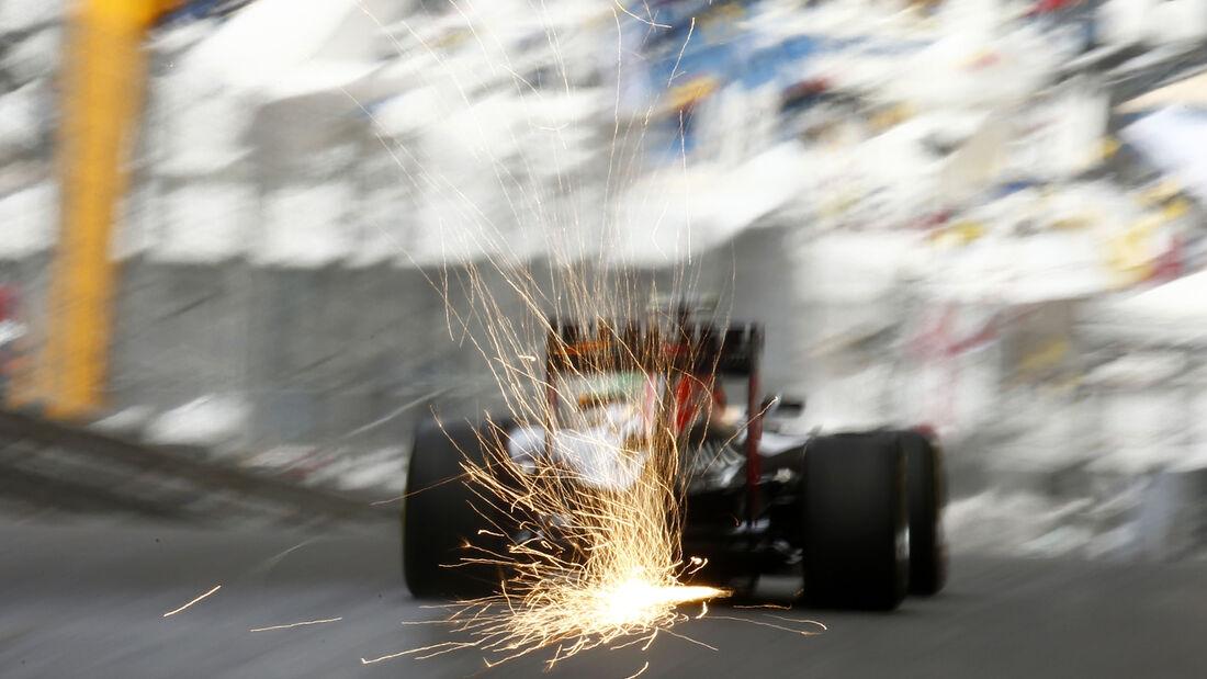 Daniil Kvyat - Red Bull - Formel 1 - GP Monaco - 21. Mai 2015