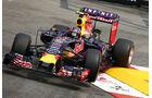 Daniil Kvyat - Red Bull - Formel 1 - GP Monaco - Samstag - 23. Mai 2015
