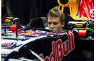 Daniil Kvyat - Red Bull - Formel 1 - GP USA - Austin - 23. Oktober 2015