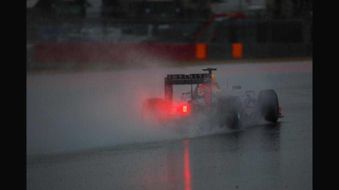 Daniil Kvyat - Red Bull - Formel 1 - GP USA - Austin - Formel 1 - 24. Oktober 2015