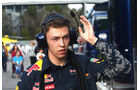 Daniil Kvyat - Red Bull - Formel 1 - Test - Barcelona - 2. März 2016