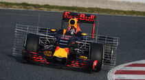 Daniil Kvyat - Red Bull - Formel 1-Test - Barcelona - 24. Februar 2016