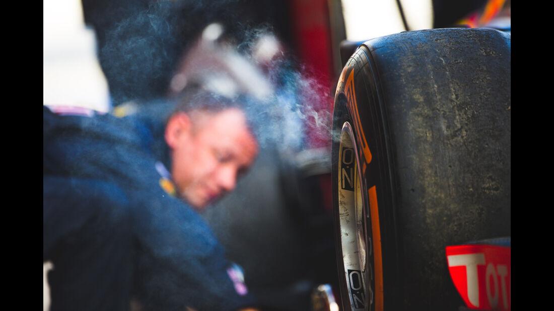 Daniil Kvyat - Red Bull - Formel 1-Test - Barcelona - 3. März 2016
