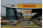 Daniil Kvyat - Red Bull - GP China 2016 - Shanghai - Rennen