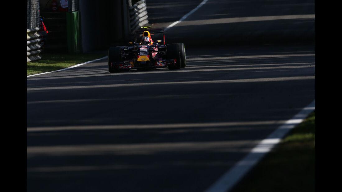 Daniil Kvyat - Red Bull - GP Italien - Monza - Qualifying - 5.9.2015