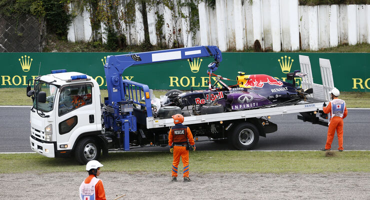 Daniil Kvyat - Red Bull - GP Japan 2015