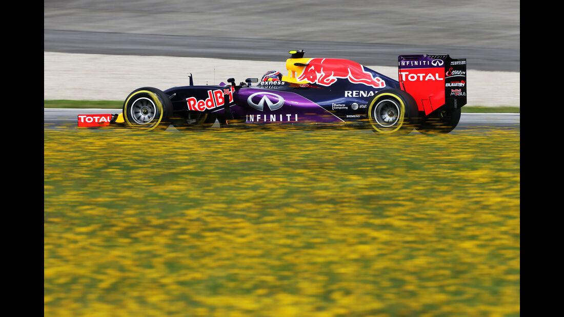 Daniil Kvyat - Red Bull - GP Österreich - Formel 1 - Freitag - 19.6.2015
