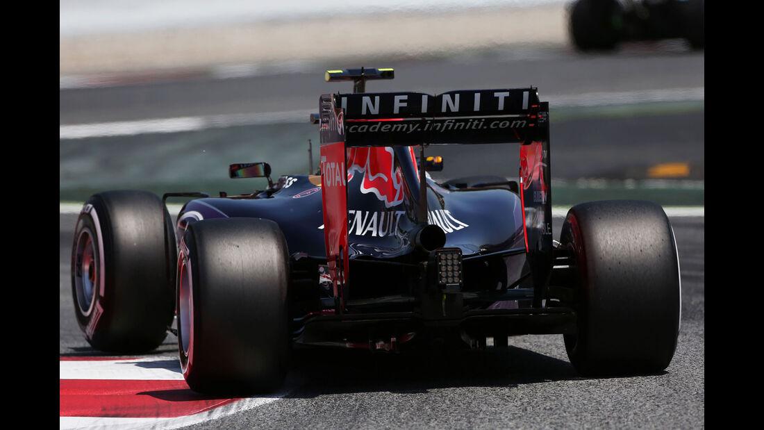 Daniil Kvyat - Red Bull - GP Spanien - Qualifying - Samstag - 9.5.2015
