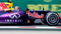 Daniil Kvyat - Red Bull - GP Ungarn - Budapest - Freitag - 24.7.2015