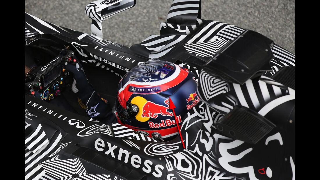 Daniil Kvyat - Red Bull - Jerez Test 2015