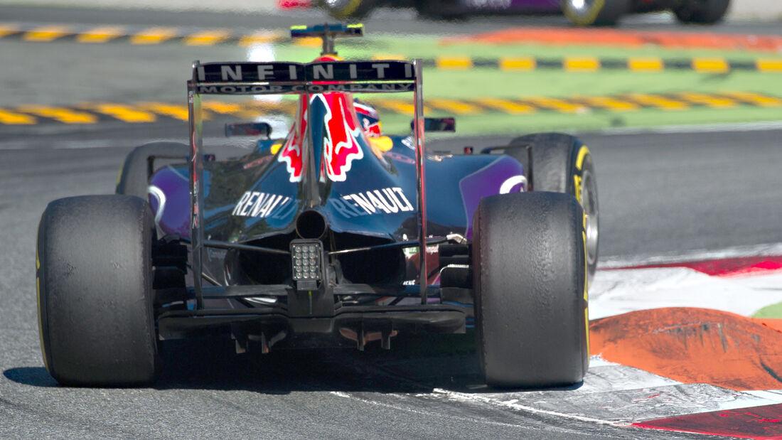 Daniil Kvyat - Red Bull Renault - GP Italien 2015