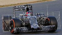 Daniil Kvyat - Red Bull - Test - Barcelona - 2015