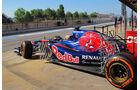 Daniil Kvyat - Toro Rosso - Barcelona - F1 Test 2 - 14. Mai 2014