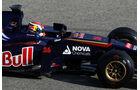 Daniil Kvyat - Toro Rosso - Formel 1 - Bahrain - Test - 19. Februar 2014