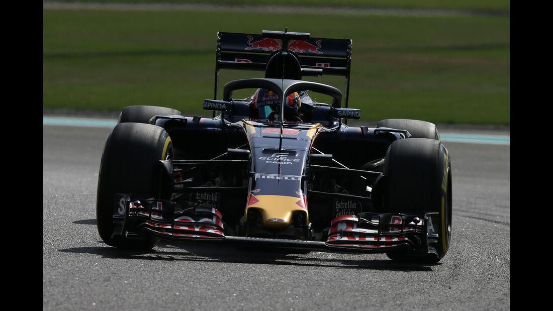 Daniil Kvyat  - Toro Rosso - Formel 1 - GP Abu Dhabi - 25. November 2016