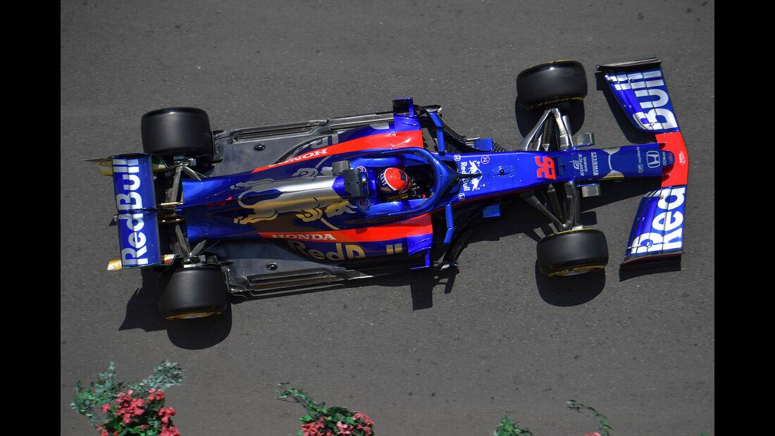 Daniil Kvyat - Toro Rosso - Formel 1 - GP Aserbaidschan - Baku - 26. April 2019