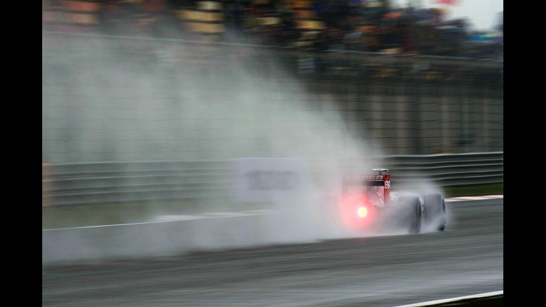 Daniil Kvyat - Toro Rosso - Formel 1 - GP China - Shanghai - 19. April 2014