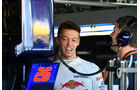 Daniil Kvyat - Toro Rosso  - Formel 1 - GP Deutschland - 30. Juli 2016