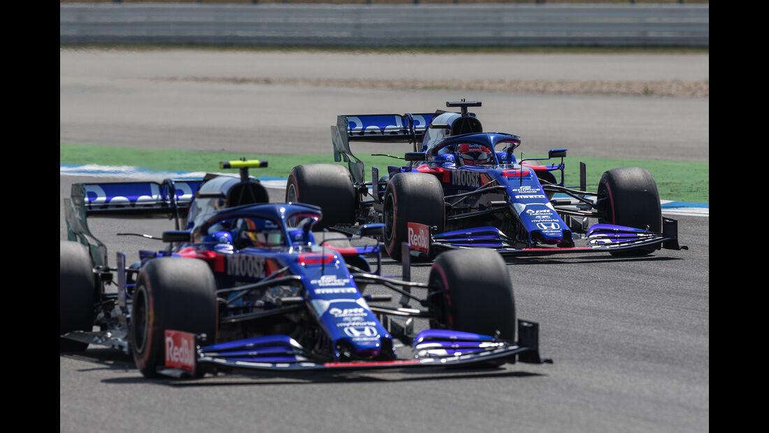 Daniil Kvyat - Toro Rosso - Formel 1 - GP Deutschland - Hockenheim 2019