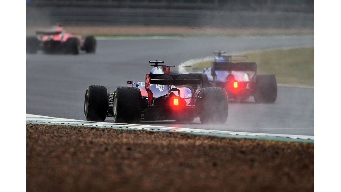 Daniil Kvyat - Toro Rosso - Formel 1 - GP England - 15. Juli 2017