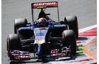 Daniil Kvyat - Toro Rosso - Formel 1 - GP Italien - 6. September 2014