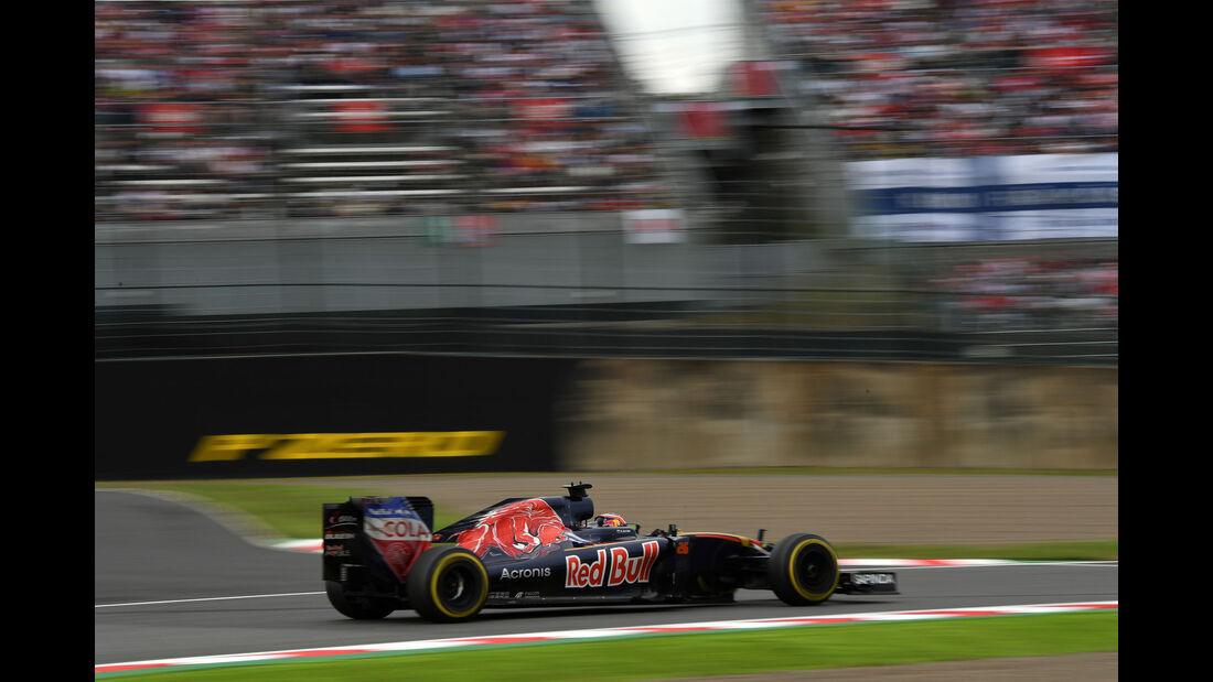 Daniil Kvyat - Toro Rosso - Formel 1 - GP Japan 2016 - Suzuka