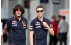 Daniil Kvyat - Toro Rosso - Formel 1 - GP Japan - Suzuka - 4. Oktober 2014