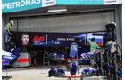 Daniil Kvyat - Toro Rosso - Formel 1 - GP Malaysia - Sepang - 28. September 2017