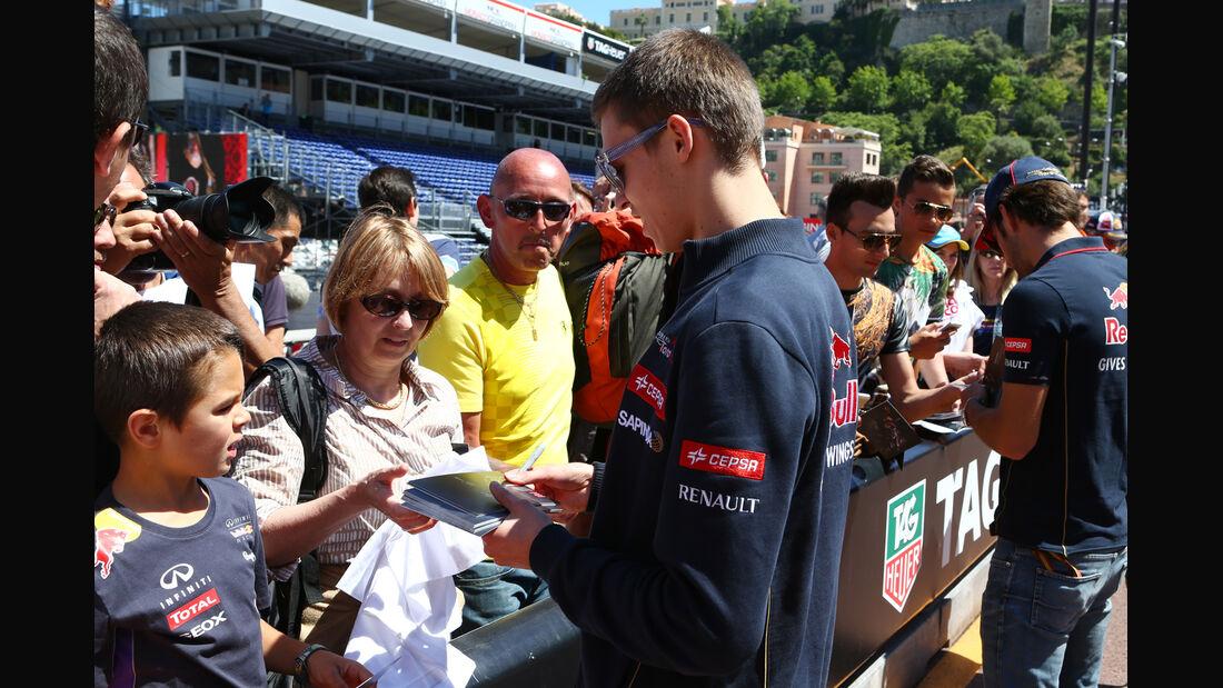 Daniil Kvyat - Toro Rosso - Formel 1 - GP Monaco 2014
