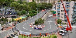 Daniil Kvyat - Toro Rosso - Formel 1 - GP Monaco - 23. Mai 2019