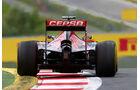 Daniil Kvyat - Toro Rosso - Formel 1 - GP Österreich - Spielberg - 21. Juni 2014