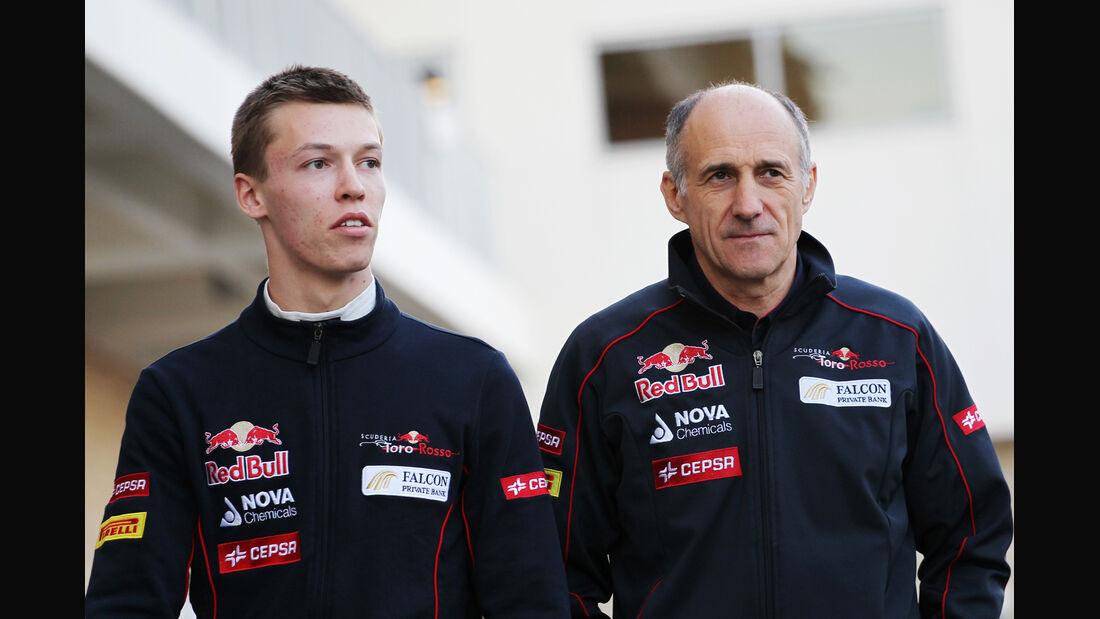 Daniil Kvyat - Toro Rosso - Formel 1 - GP USA - 14. November 2013