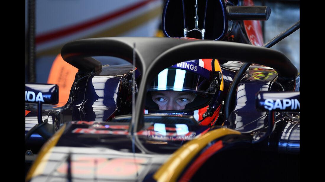 Daniil Kvyat - Toro Rosso - Formel 1 - GP USA - Austin - 21. Oktober 2016