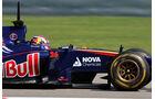 Daniil Kvyat - Toro Rosso - Formel 1 - Test 1 - GP Bahrain 2014