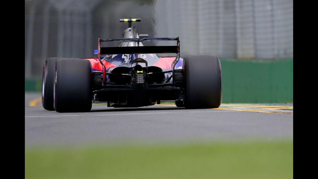 Daniil Kvyat - Toro Rosso - GP Australien - Melbourne - 25. März 2017