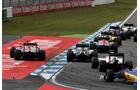 Daniil Kvyat - Toro Rosso - GP Deutschland 2016 - Hockenheim