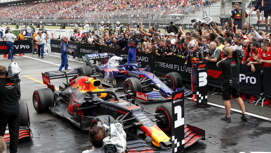 Daniil Kvyat - Toro Rosso - GP Deutschland 2019