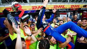Daniil Kvyat - Toro Rosso - GP Deutschland 2019 - Hockenheim - Rennen