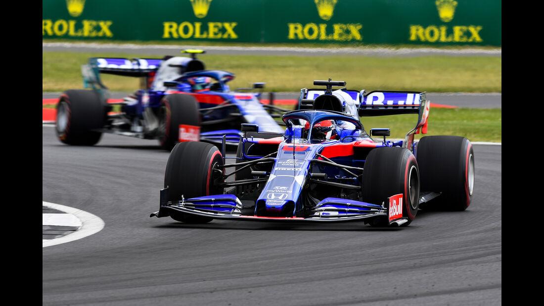 Daniil Kvyat - Toro Rosso - GP England - Silverstone - Freitag - 12.7.2019
