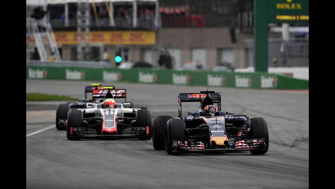 Daniil Kvyat - Toro Rosso - GP Kanada 2016 - Montreal