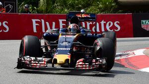Daniil Kvyat - Toro Rosso - GP Monaco 2016
