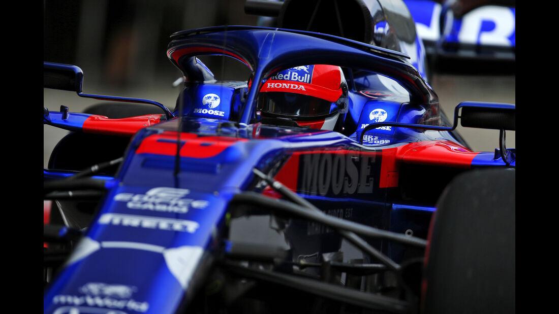 Daniil Kvyat - Toro Rosso - GP Russland - Sotschi - Formel 1 - Freitag - 27.9.2019