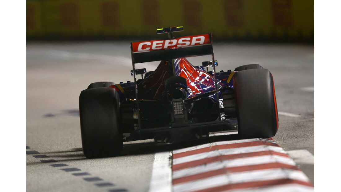 Daniil Kvyat - Toro Rosso - GP Singapur 2014