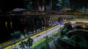 Daniil Kvyat - Toro Rosso - GP Singapur - Formel 1 - Freitag - 15.9.2017