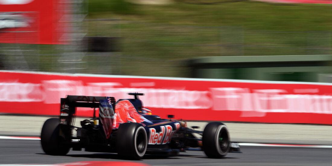 Daniil Kvyat - Toro Rosso - GP Spanien 2016 - Barcelona - Sonntag - 15.5.2016