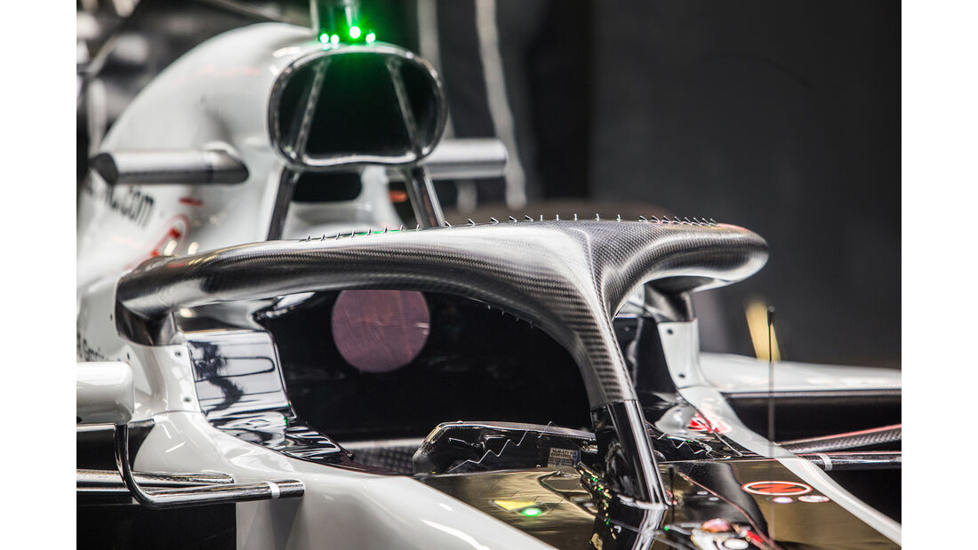 Danis Bilderkiste - F1-Test - Barcelona - 2018